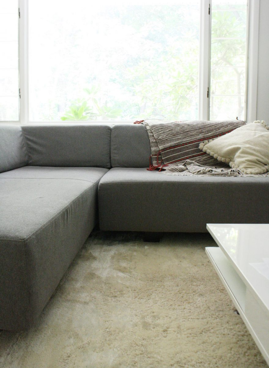 West Elmu0027s Tillary Sectional Sofa In Our House. A Real Review.