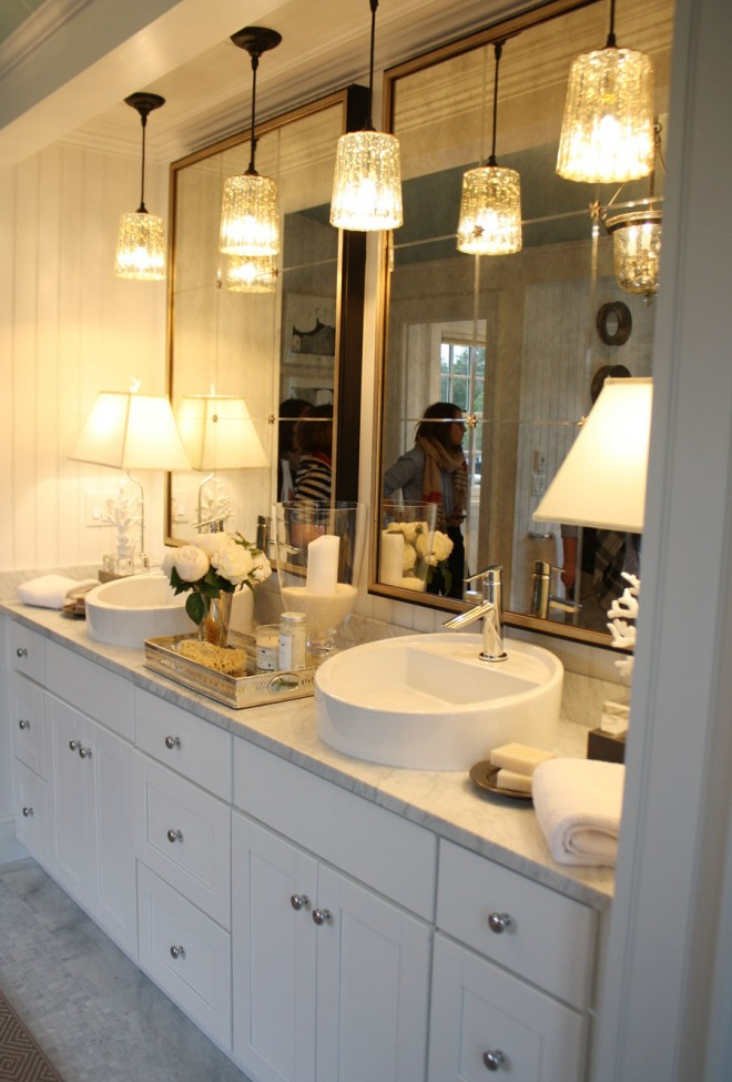HGTV Dream House Master Bathroom.