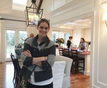 Visiting the HGTV Dream House in Martha's Vineyard.