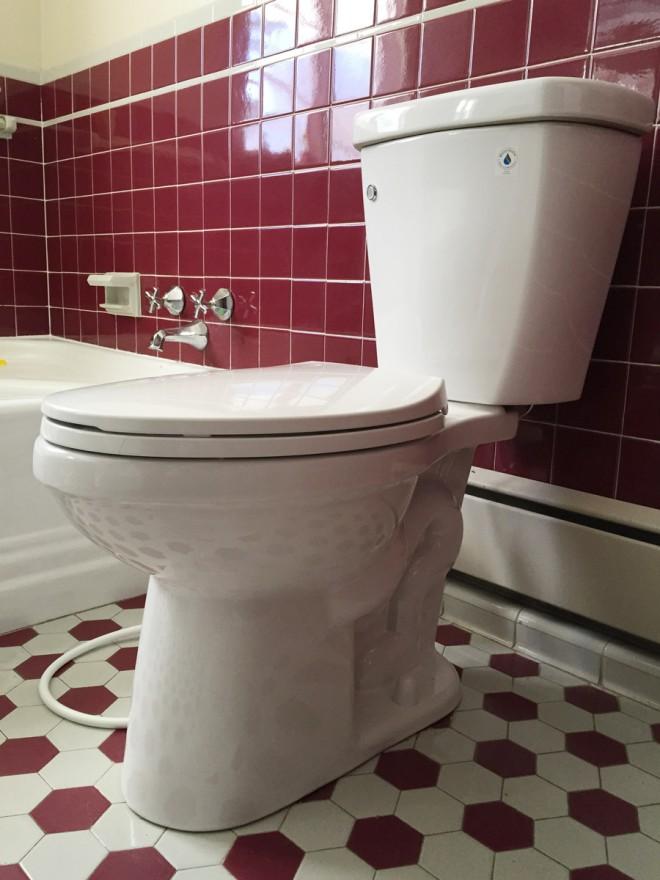 Delta's FlushIQ Toilet