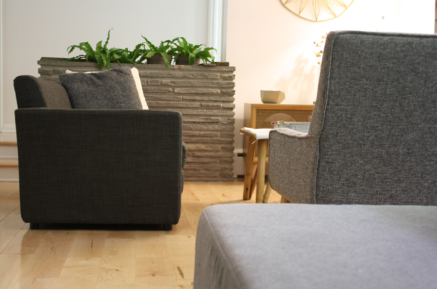 The Anywhere Sofa A Updated Living Room Merrypad