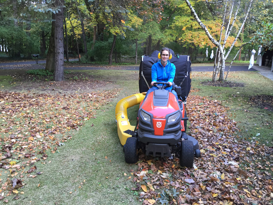 Cyclone Rake A Must Have For Your Riding Mower Merrypad