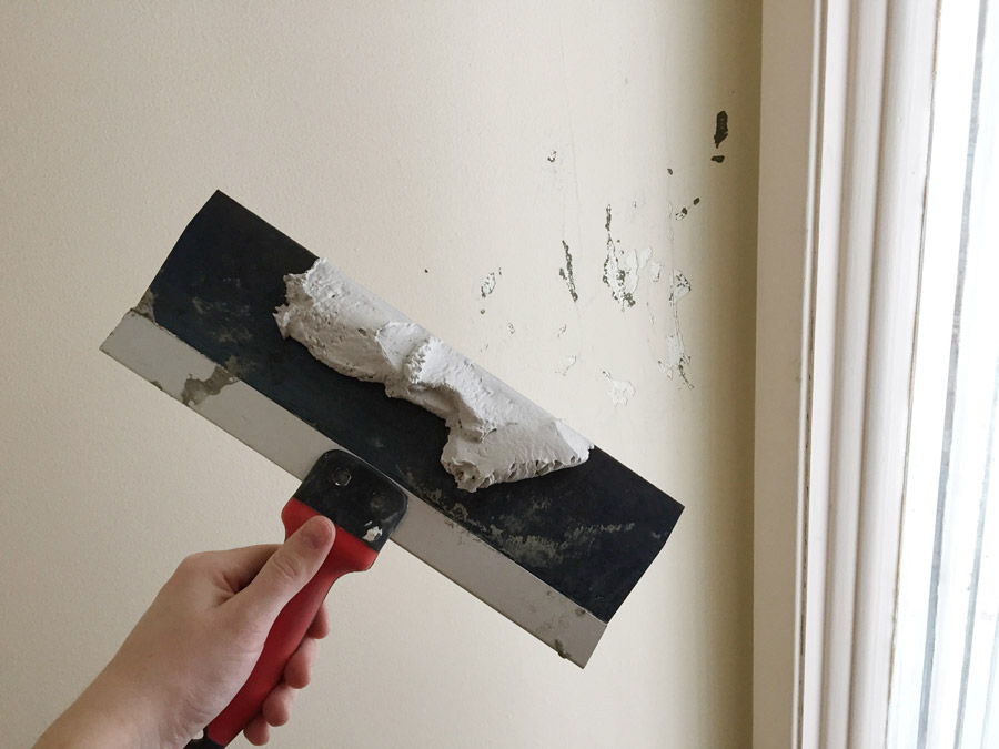 How To Repair Water Damaged Drywall Merrypad
