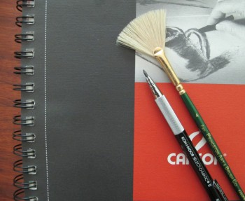 Art supplies make a great gift for crafters.