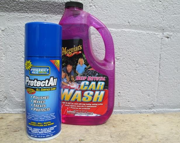 Gift idea: Car Wash