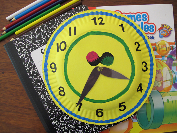 Embrace your childhood with a remade iconic clock.
