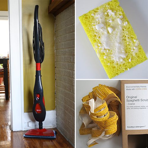 Tips and products for deep cleaning your home.