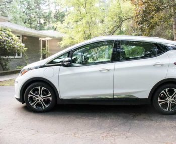 Chevy Bolt EV, a family-friendly user review from Rochester, NY