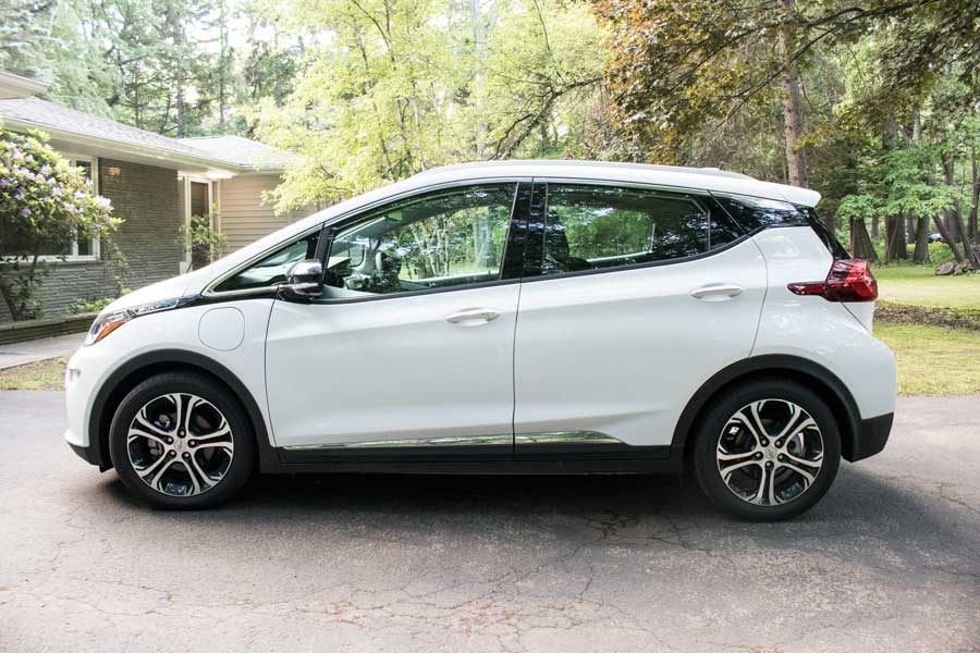 A Real Review Of The 2017 Chevy Bolt Ev Merrypad